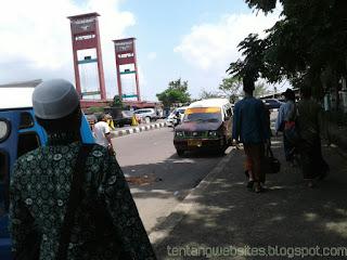 kota palembang sumatera selatan