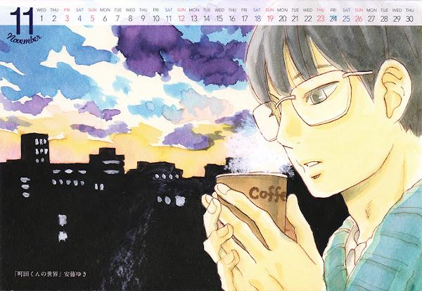Machida-kun no Sekai de Andou Yuki