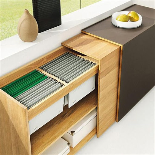 office storage cabinets with hanging rods
