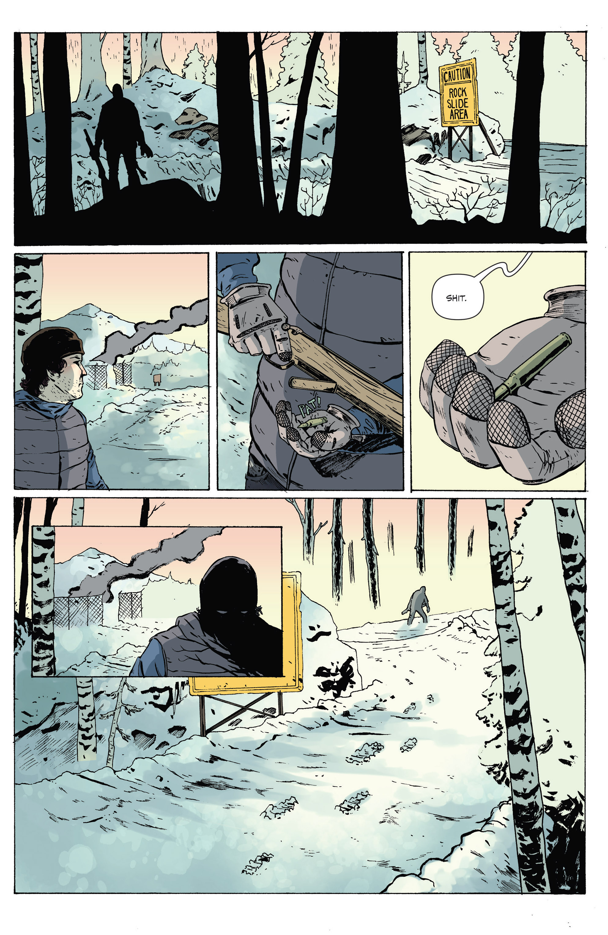 Read online Sheltered comic -  Issue #8 - 9