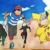 Capitulo 37 Pokémon Sol y Luna Ultraleyendas: ¡Batalla Royal 151!