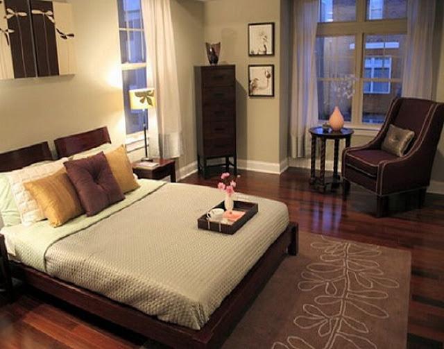 Small 1 Bedroom Apartment Decorating Ideas