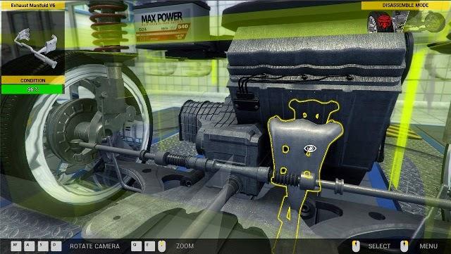 Car Mechanic Simulator 2014 PC Games
