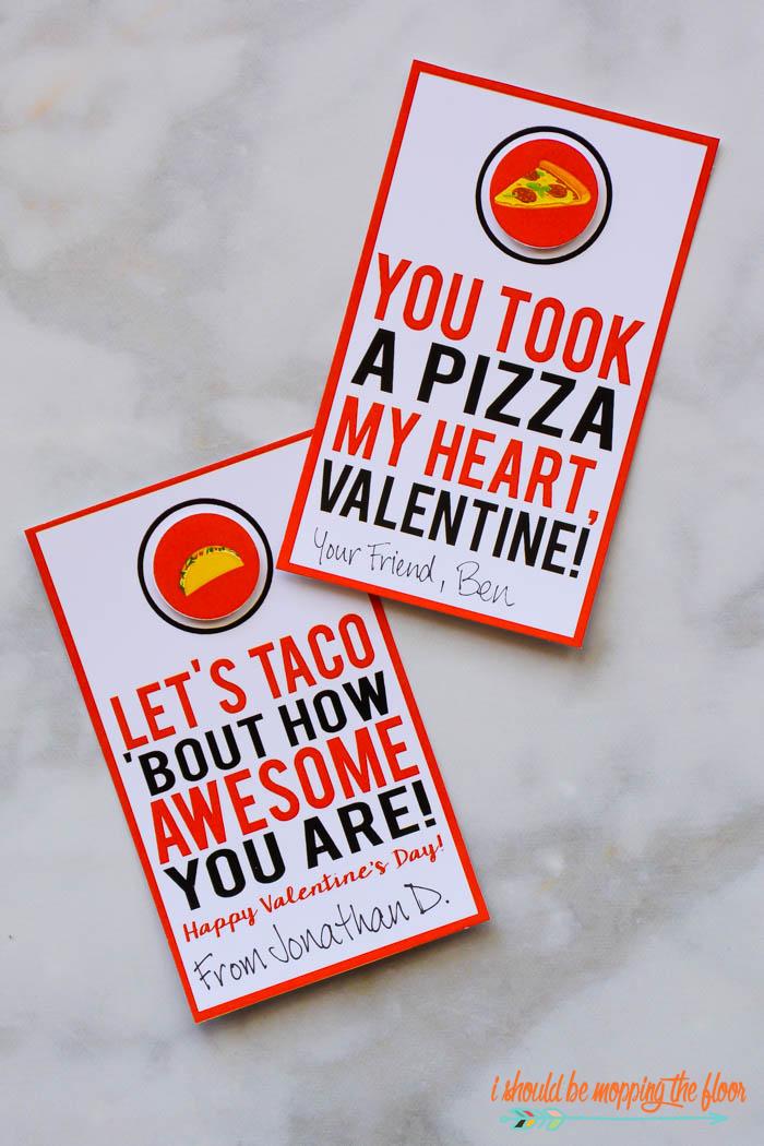 Preteen Valentines