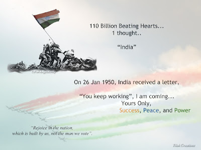 Happy Republic Day Quotes
