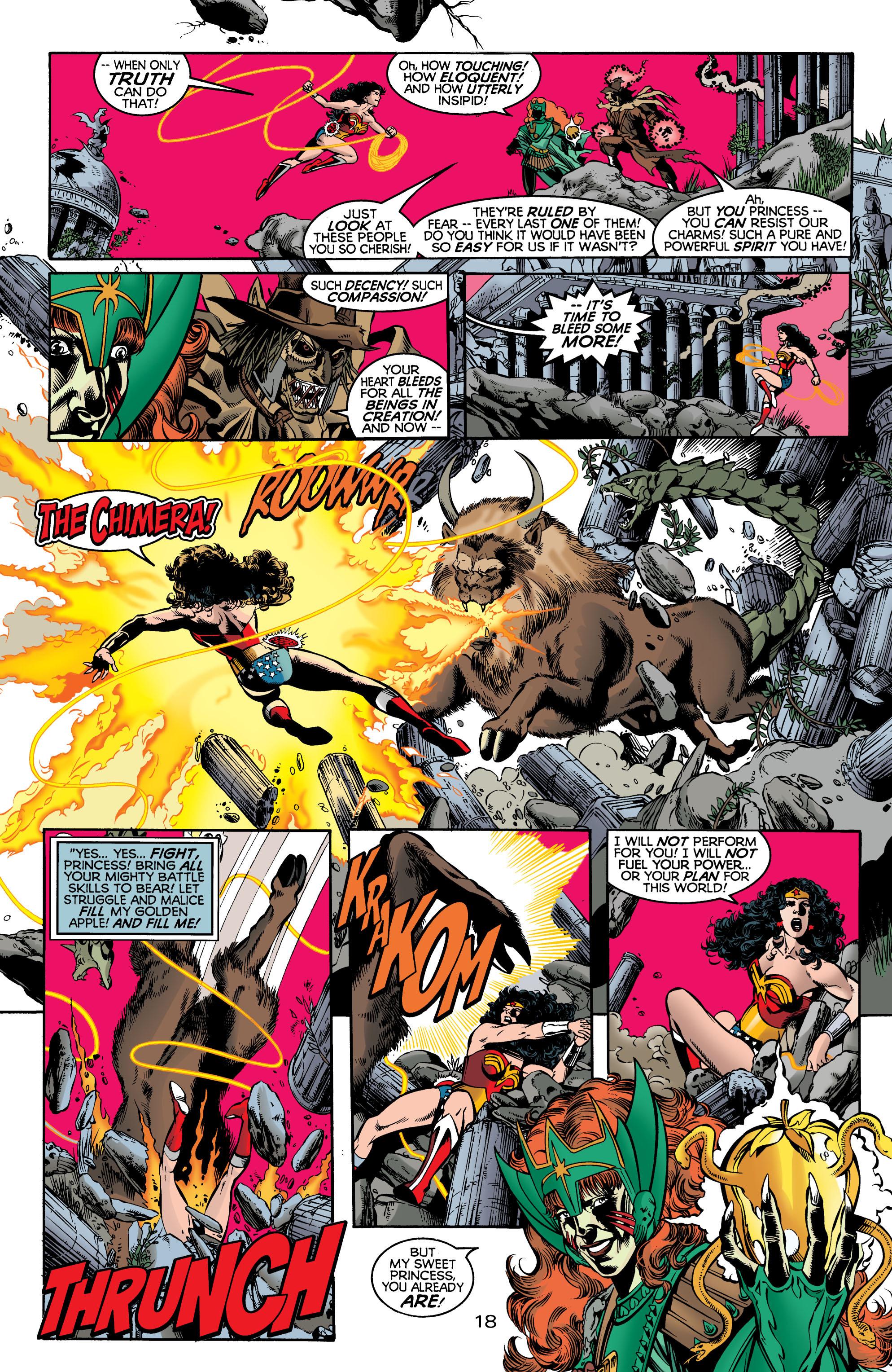 Read online Wonder Woman (1987) comic -  Issue #164 - 18