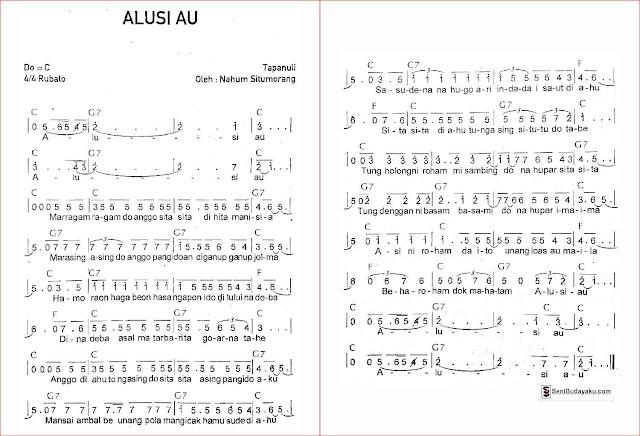 gambar-lirik-dan-not-angka-lagu-alusi-au-sumatera-utara