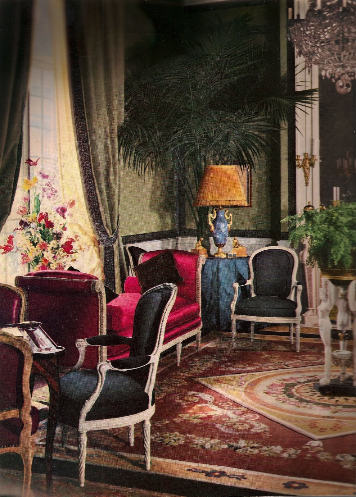 The Apartment Of Christian Dior The Devine Life