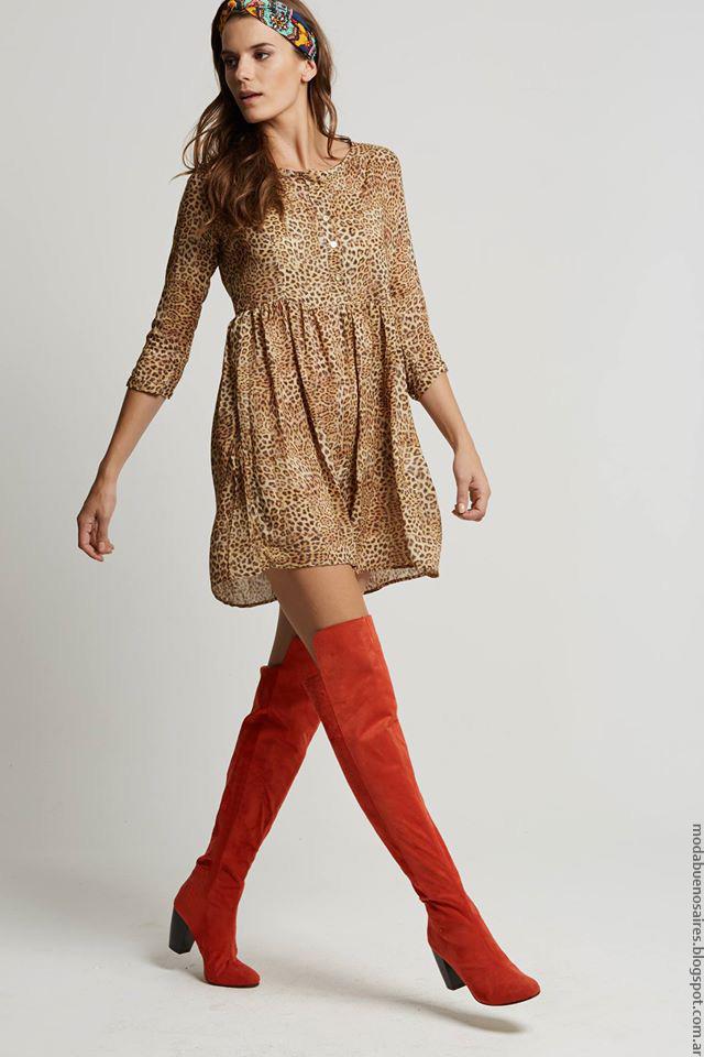 Moda invierno 2016 ropa de moda Doll Store.