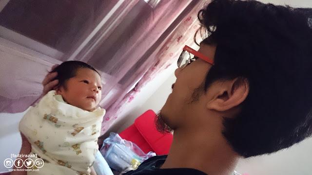 Pengalaman Bersalin Anak Pertama Di PPUM