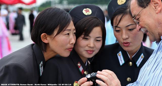 Image Attribute: Roman Harak - North Korea / Wikipedia / CC BY-SA 2.0