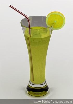 lemonade 3d model free