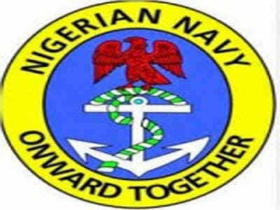 Navy seize five vessels, arrest 76 suspected oil thieves in Rivers