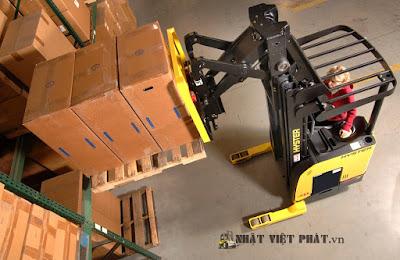 Xe nâng điện Reach Truck 1.0 - 3.0 tấn