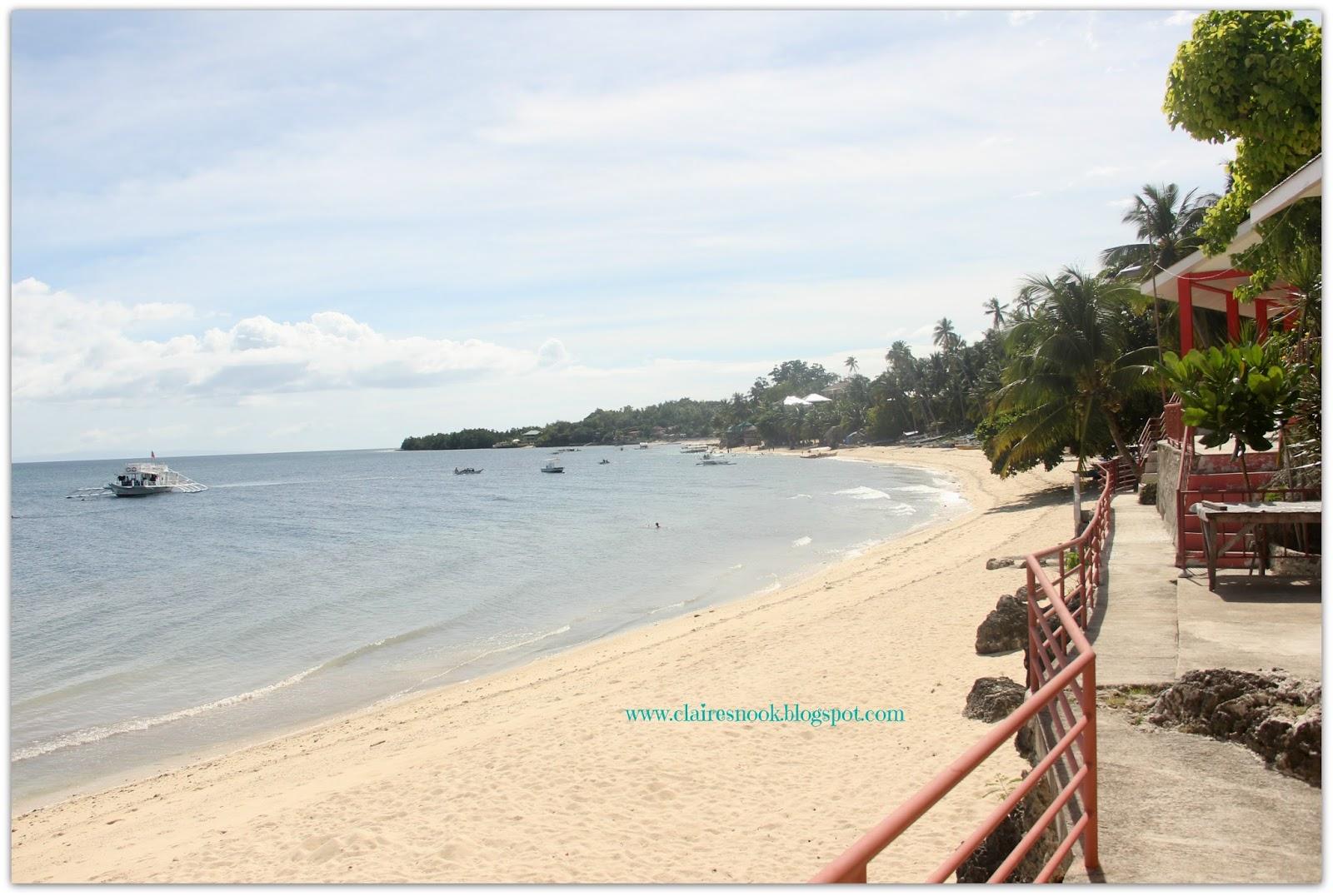 Cartagena Beachwalk Resort Alcoy Cebu