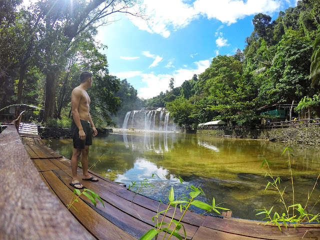 Bislig's Little Niagra Falls, Tinuy-an Falls Surigao del Sur