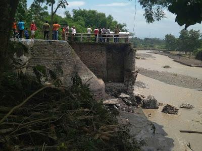Dam Jebol, Kekeringan Mengintai Desa Cangkring