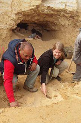Middle Kingdom tomb discovered at Giza