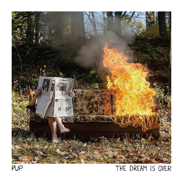 PUP The Dream Is Over Album Art