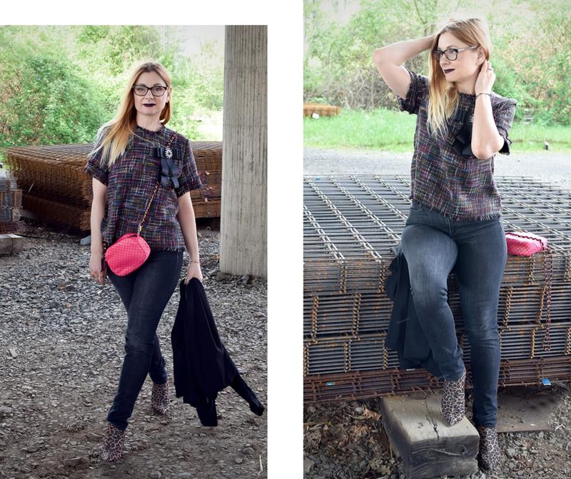 Fashion für Frauen über 40, Streetstyle Ü40