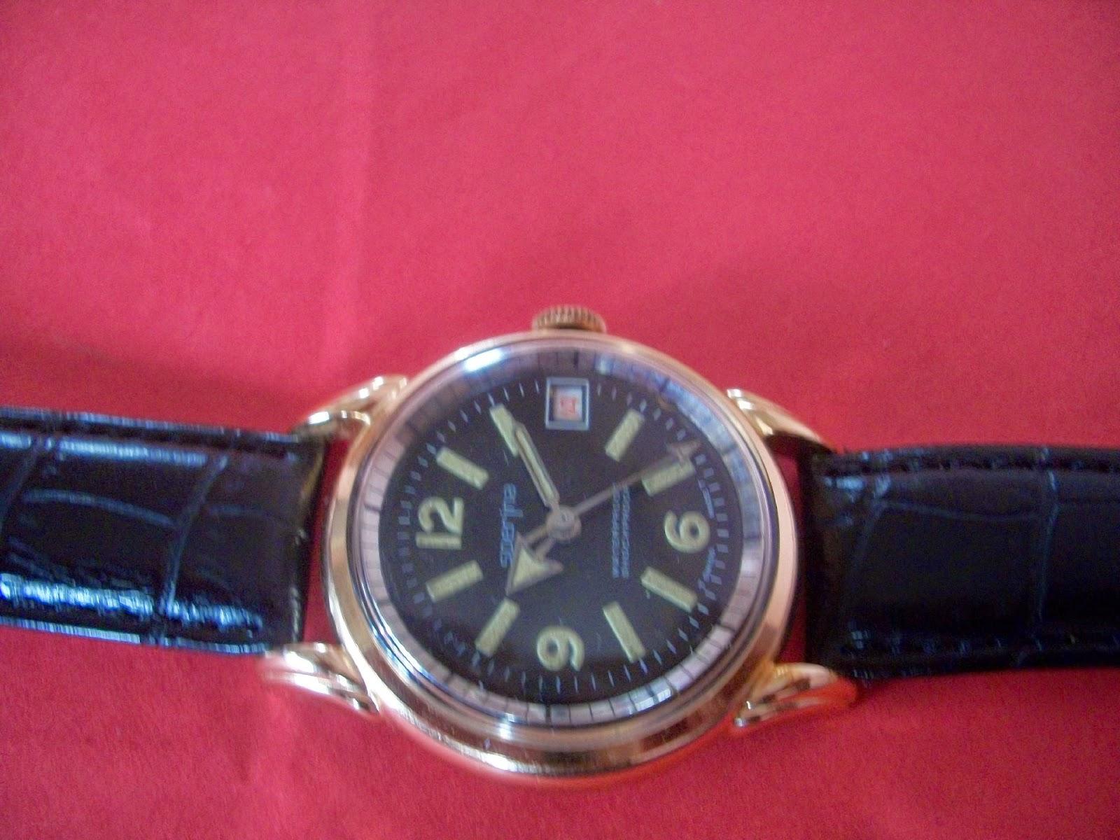 SPERINA WATCH Co. hand-wound mechanical watch swiss made