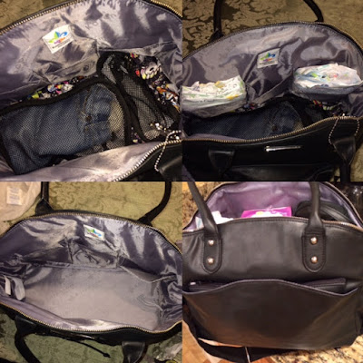 Kalencom New York Diaper Bag Review