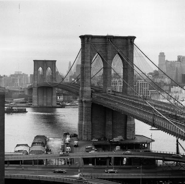 Roebling Brooklyn Bridge