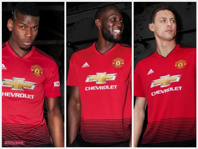 Jersey Baru Manchester United Musim 2018-2019