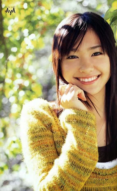 Yui Aragaki japanese actress