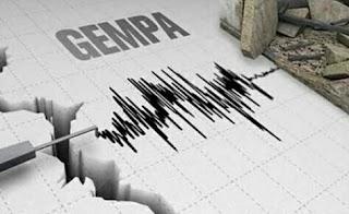 Kabupaten Simeulue (NAD)  Diguncang Gempa Bumi