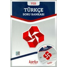 Körfez YGS Türkçe Soru Bankası Çözüm DVDli