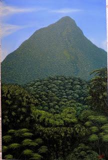 Pintores-paisajistas-Colombianos, jorge marín artista