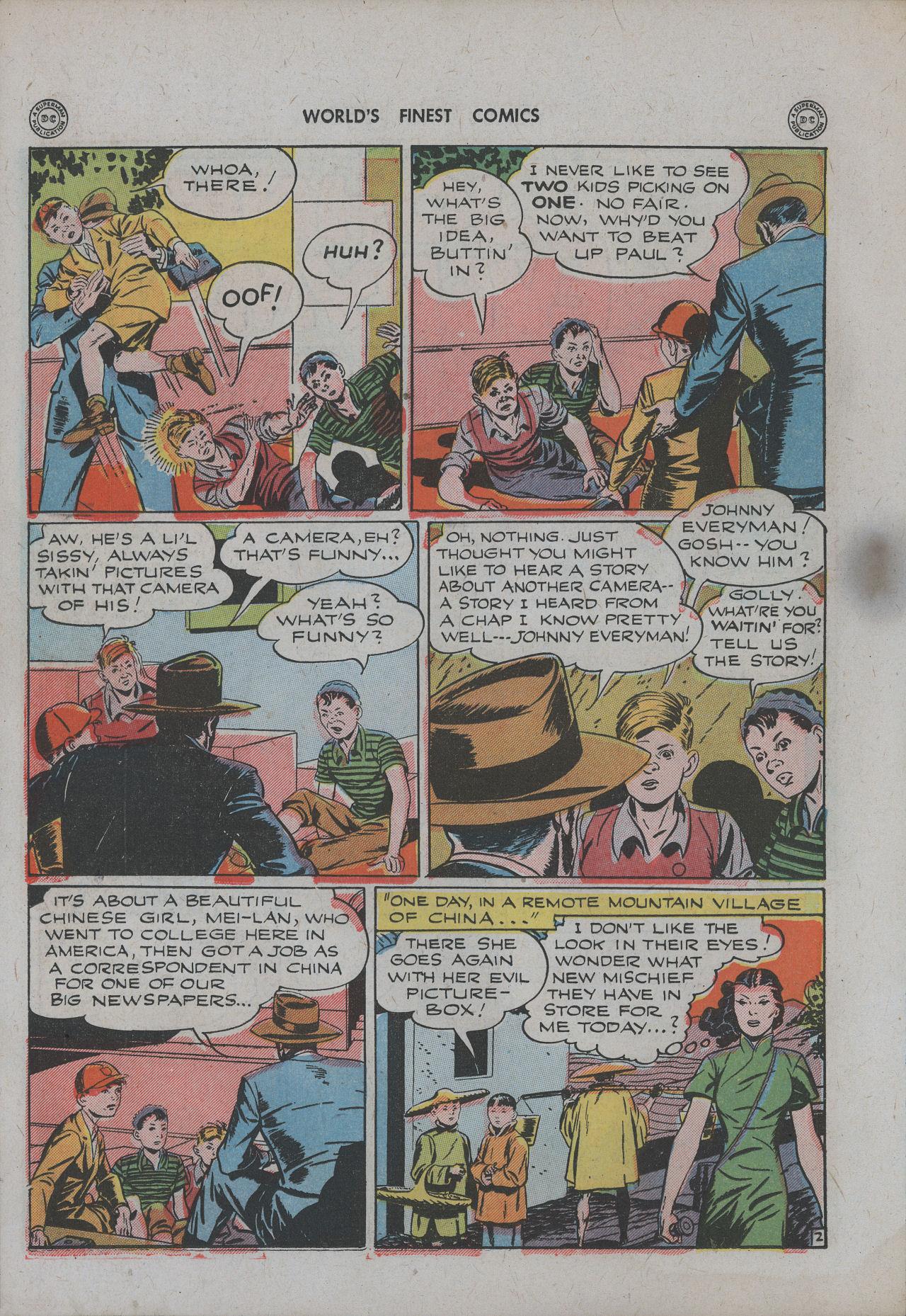 Read online World's Finest Comics comic -  Issue #15 - 63