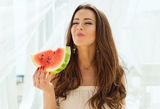 Watermelon Fruit Can Make Someone's Calmness