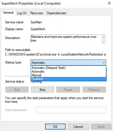 Fix Service Host Superfetch on Windows - Quick Working Solution
