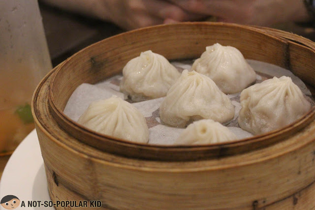 Modern Shanghai's Xiao Long Bao in Mall of Asia