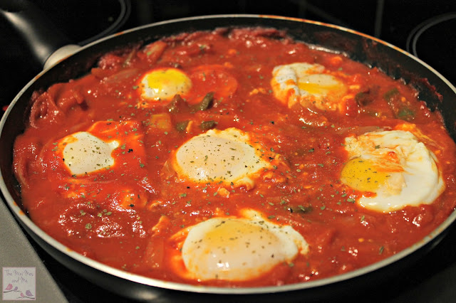 Spicy Egg One Pot Recipe