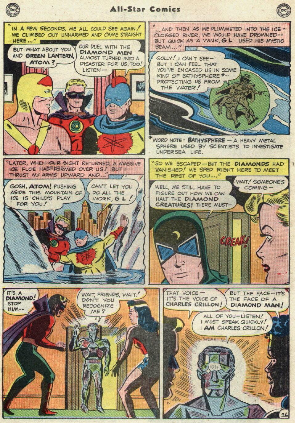 Read online All-Star Comics comic -  Issue #51 - 32