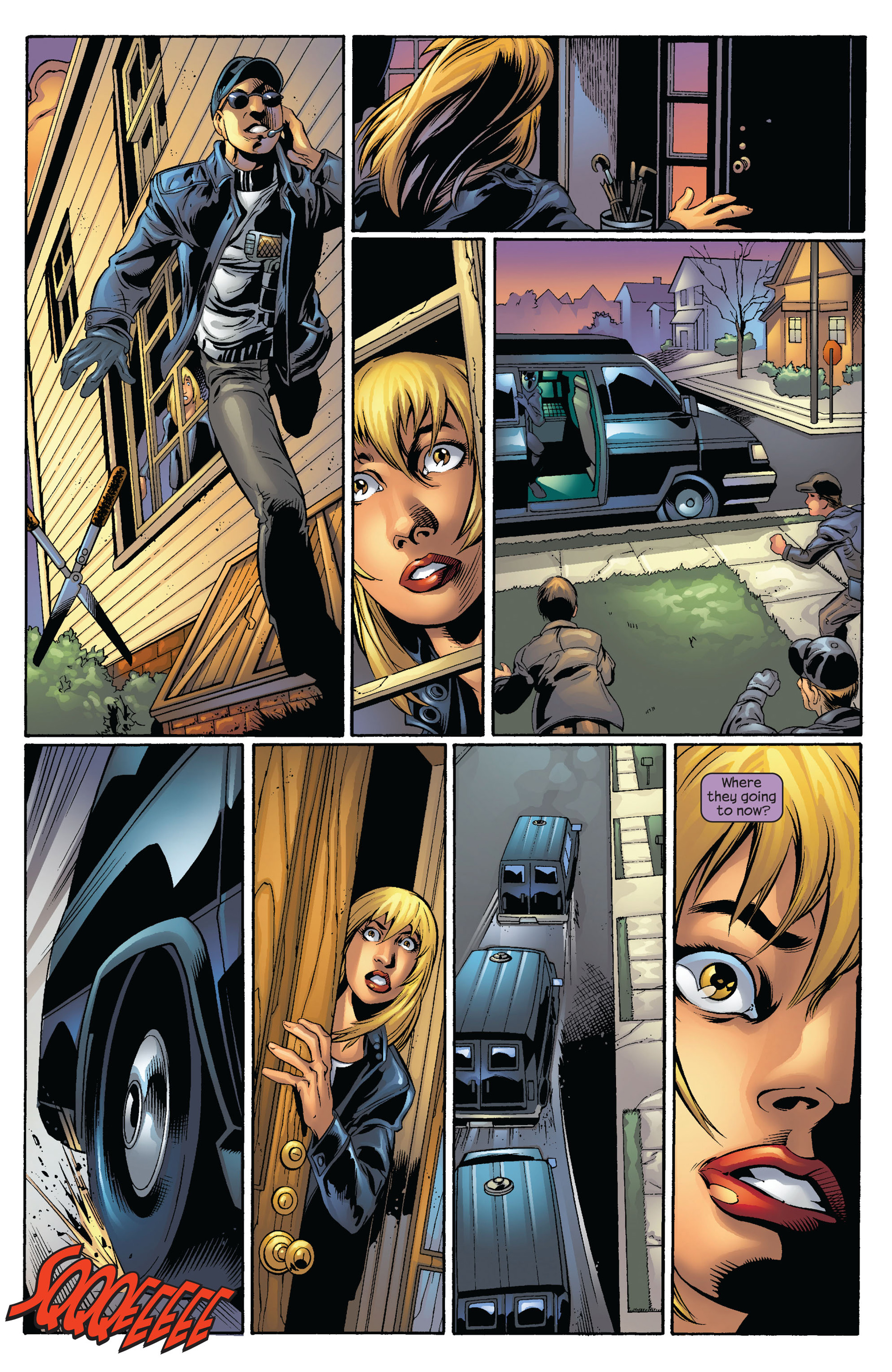 Read online Ultimate Spider-Man (2000) comic -  Issue #56 - 4
