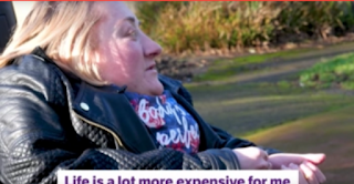 Disabled People 'Forced To Spend £570 Extra A Month'