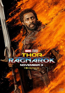 Thor Ragnarok First Look Poster