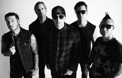"""Lirik Lagu Avenged Sevenfold - The Stage"""