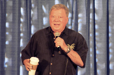 William Shatner at Shore Leave 40