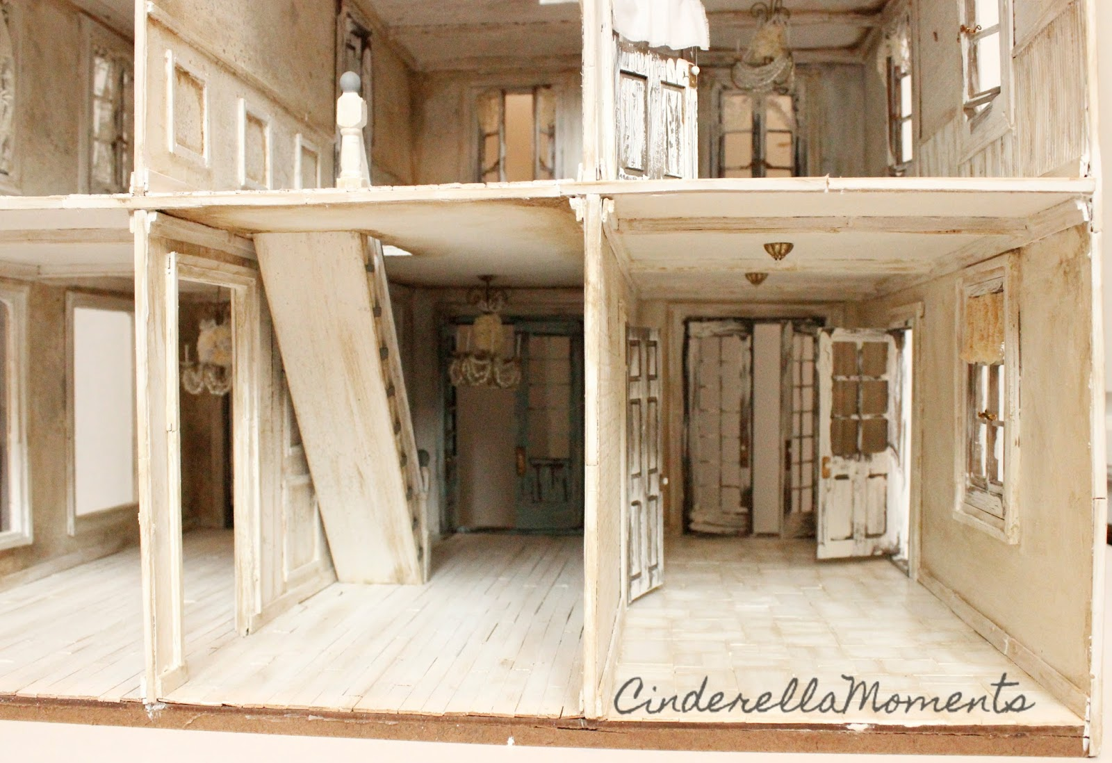 Cinderella Moments Somewhere In France Custom Dollhouse Update 2