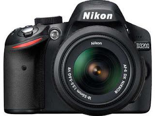 Harga Kamera DSLR Nikon D3200 termurah terbaru dengan Review dan Spesifikasi April 2019