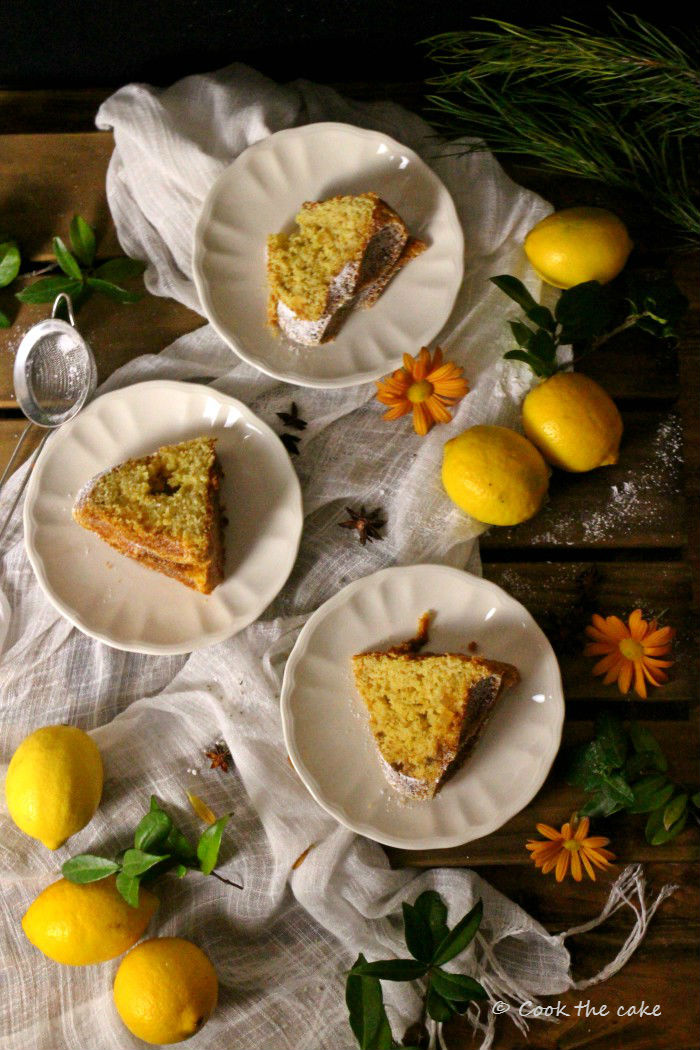 bizcocho-de-limon-y-anis, lemon-and-anise-bundt-cake