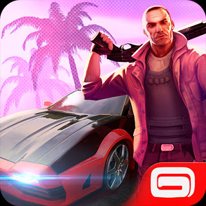 Gangstar Vegas v3.0.0r Mod Apk + Data [Unlimited Money] Terbaru