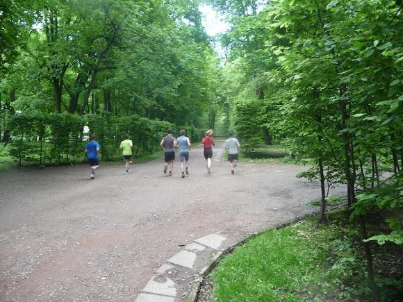 Львів. Стрийський парк
