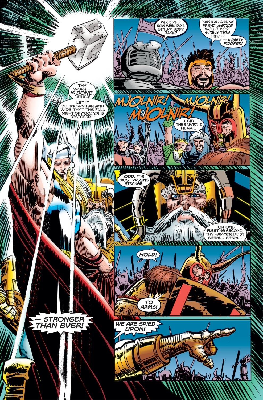 Thor (1998) Issue #13 #14 - English 9