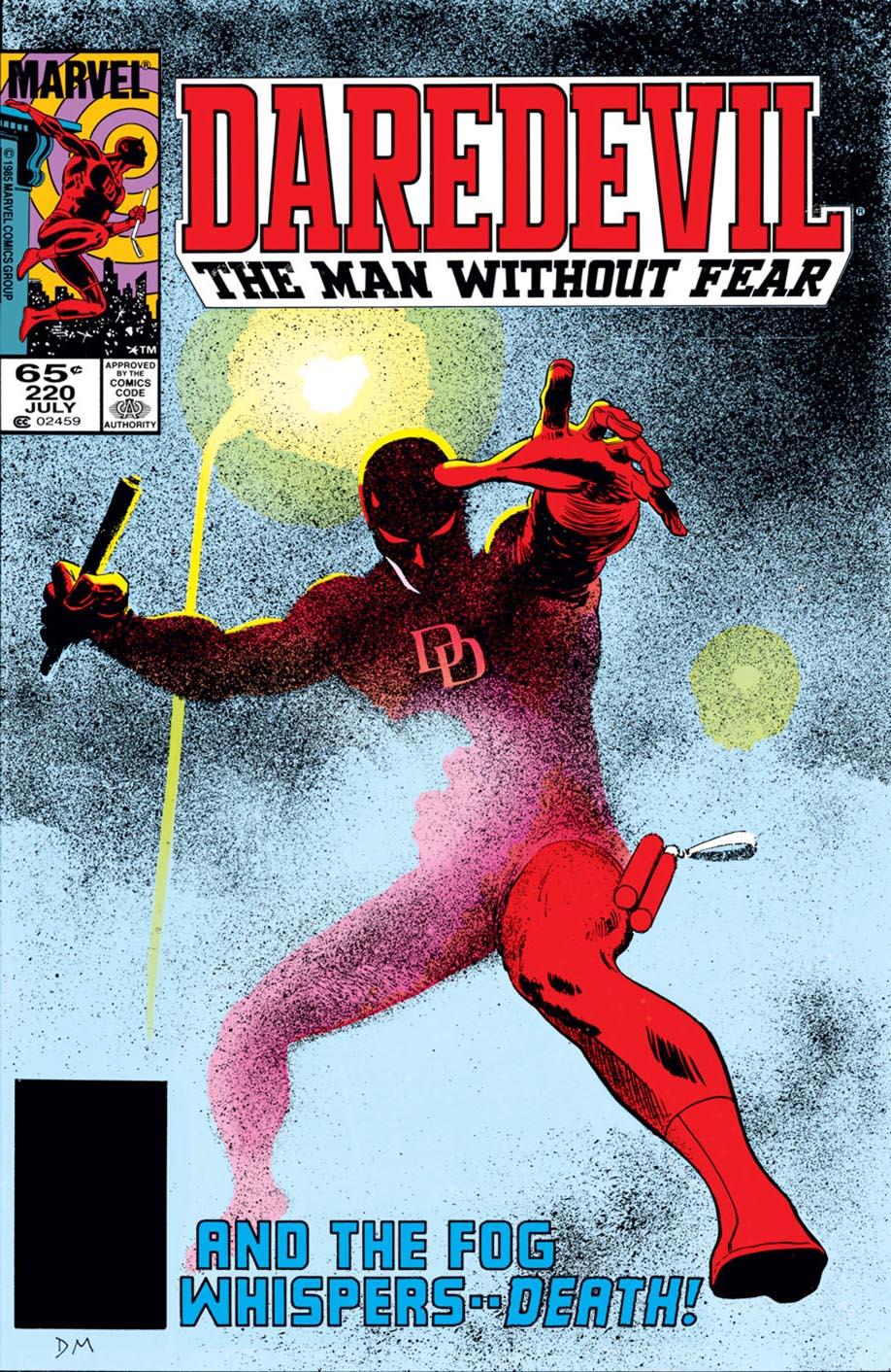 Daredevil (1964) 220 Page 0